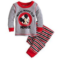 Mickey Mouse Club PJ Pal for Baby | Disney Store