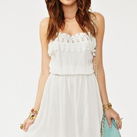 Crochet Tail Dress in Clothes Dresses Day at Nasty Gal