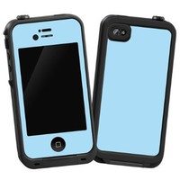 "Baby Blue ""Protective Decal Skin"" for LifeProof 4/4S Case:Amazon:Cell Phones & Accessories"