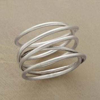 TWISTS & TURNS RING         -                Rings Under $100         -                Rings         -                Jewelry         -                Categories                       | Robert Redford's Sundance Catalog