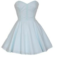 Pastel Mint Party Prom Dress | Style Icon`s Closet