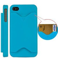 Credit Card Matte Hard Case Cover for iPhone