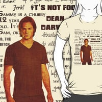 Sam Winchester quotes T-Shirts & Hoodies