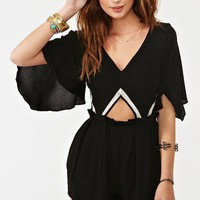 Let Love Down Romper in  Clothes at Nasty Gal