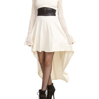 The Mortal Instruments: City Of Bones By Tripp Isabelle Ivory Dress | Hot Topic