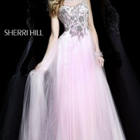 Sherri Hill 3885 Dress - MissesDressy.com