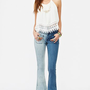 Twiggy Flare Jeans in Clothes Bottoms Denim at Nasty Gal
