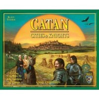 Settlers of Catan: Cities and Knights Game Expansion