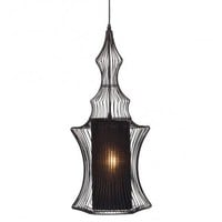 NEW! Shadow Lantern Pendant Light  |  Chandeliers  |  Lighting  |  French Bedroom Company