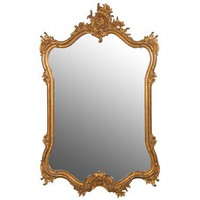 NEW! Versailles Gold Mirror|Mirrors|Mirrors & Screens|French Bedroom Company