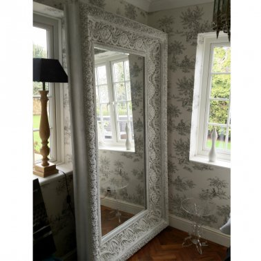 NEW! Ibiza Free Standing Floor Mirror|Full Length Mirrors|Mirrors &amp; Screens|French Bedroom Company