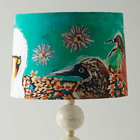 Anthropologie - Archipelago Lampshade