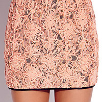 Textured Neon Mini Skirt | FOREVER 21 - 2000065584