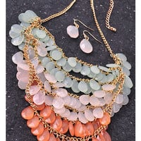 Pastel Necklace Set | Studio 706 Boutique