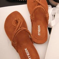 Flat Sandals for Women SD060520