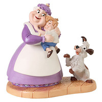 Disney WDCC Mrs. Potts and Chip as Humans Figurine | Disney Store