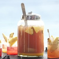 Agua Fresca Jar with Ladle