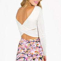 Wows Kapows Crop Top $26