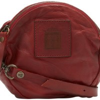 FRYE Brooke Soft Vintage Leather Cross Body:Amazon:Clothing