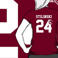 "Teen Wolf - ""STILINKSI 24"" Lacrosse by kinxx"