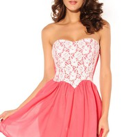 Sweet Womens Summer Backless Princess Dress