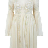 Cream Midsummer Smock Dress