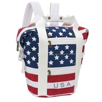 Handle Backpack - USA