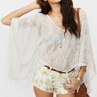 Daisy Lace Top in What's New at Nasty Gal
