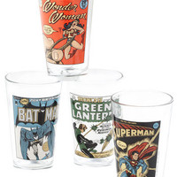 Hero Till the End of the Pint Glasses | Mod Retro Vintage Kitchen | ModCloth.com