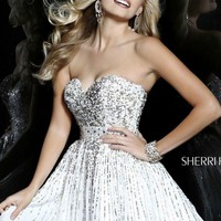 Sherri Hill 8526 Dress - MissesDressy.com