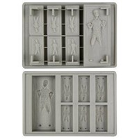 Kotobukiya Star Wars: Han Solo in Carbonite Silicon Tray