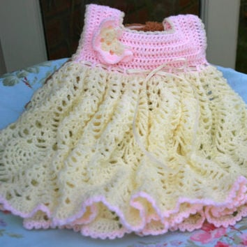 Crochet Pineapple Dress For Baby Untitled 2 Jpg Pictures ...