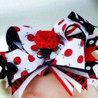 Gorgeous bow headband