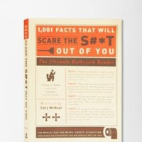 1001 Facts That Will Scare The Sh*t Out Of You By Cary McNeal