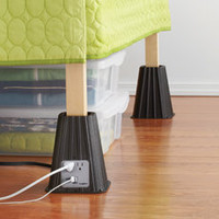 8' Power Bed Riser - Set of 4 - Bed Bath & Beyond