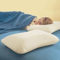 The SymphonyPillow by Tempur Pedic at Brookstone.