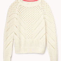 Boho Knit Sweater | FOREVER 21 - 2073400336
