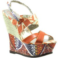 CAYENNE - Platform Sandals - Bakers Footwear