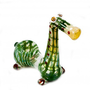 Hand Blown Glass DRAGON Pipe Pyrex | zjonsglassworks - Accessories on ArtFire