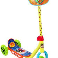 VM Global Dinosaur Train 3-Wheel Scooter