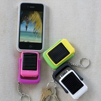 Solar-Powered Battery Pack | PBteen