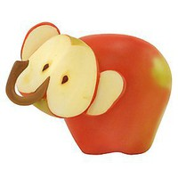 Amazon.com: Home Grown from Enesco Apple Elephant Figurine 2.5 IN: Home & Kitchen