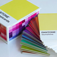 Pantone Postcards - C.S. Post & Co.