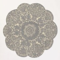 Doily Rug by Anthropologie