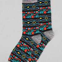 Urban Outfitters - Geo Pattern Sock
