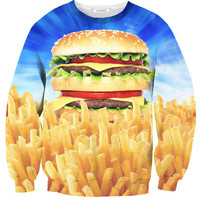 Holy Burger Sweater