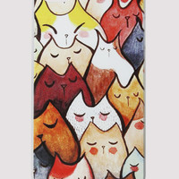 Cartoon Face Mobile Phone Case