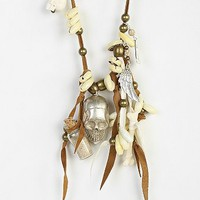 Spell & The Gypsy Collective Hanalei Skull Necklace