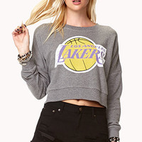 Los Angeles Lakers™ Cropped Pullover | FOREVER 21 - 2000050769