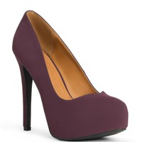JustFab - Lausanne - Purple